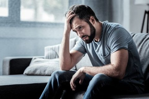 DEPRESJONER: Mange sliter med tungsinn, viser oversikt fra Mental Helse.
