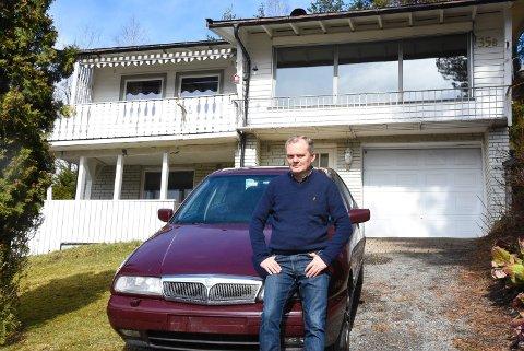 SØKER: Frank Steinsvik, som i dag er kirkeverge i to Viken-kommuner, har søkt på stillingen som rådmann.