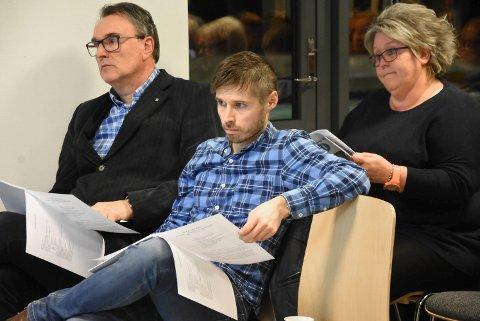ALTA: Han har flyttet til Alta, men Andreas Granerud fortsetter likevel som styreleder i Notodden Fotball.