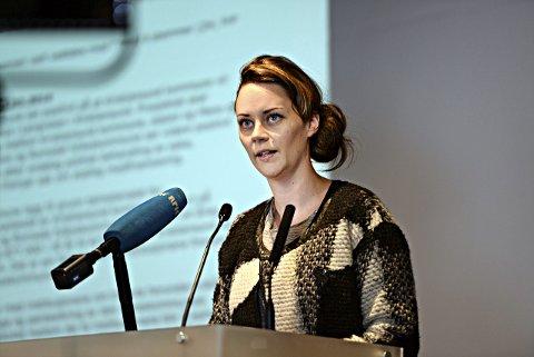 ANSVAR: Ap må ta ansvaret for at Kristiansund kommune igjen er på Robek-lista.