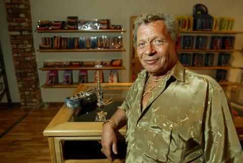 Leif Hagen døde i Stockholm torsdag, 78 år gammel.