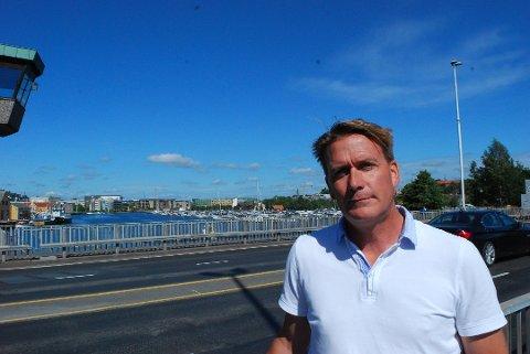 SIER NEI: Nøtterøykorridoren bør ikke utredes videre, mener stortingsrepresentant Kårstein Eidem Løvaas (H).