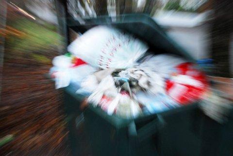 STORE FORSKJELLER: Hvor mye søppeltømmingen koster, varierer stort fra kommune til kommune.