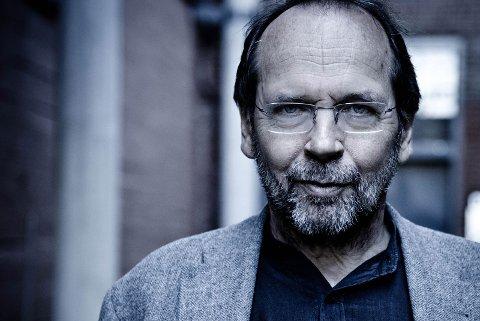 INNBYTTER: Ole Paus snakker om Nini Stoltenberg i stedet for Ingvar Ambjørnsen.