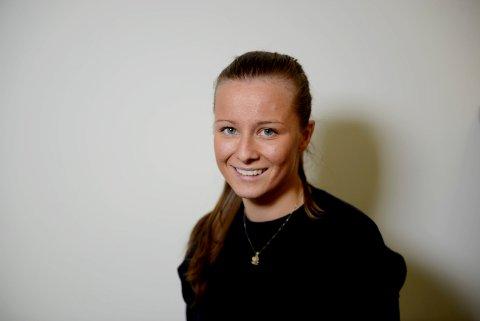 Færder kommunestyre 2018-2020: Karoline Aarvold (H), 22 år, Tjøme sentrum.