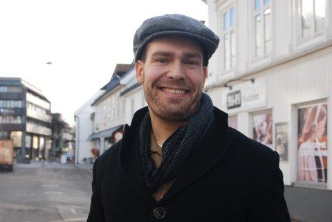 KJEMPET SEG TILBAKE: Den 8. april 2014 våknet Axel på Ullevål sykehus etter ti dager i koma. Det siste han husker er at han skulle krysse veien på Bislett i Oslo.
