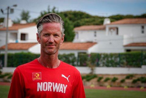Fredrik Vedvik i Portugal