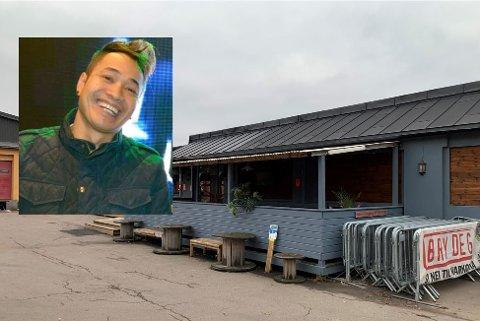 XHARBOUR: Daglig leder Gompa Könberg reagerte først selv på at bartenderen hans inntok alkohol på arbeidsplassen.
