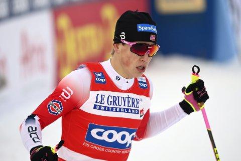 Johannes Høsflot Klæbo knuste konkurrentene i Ruka.