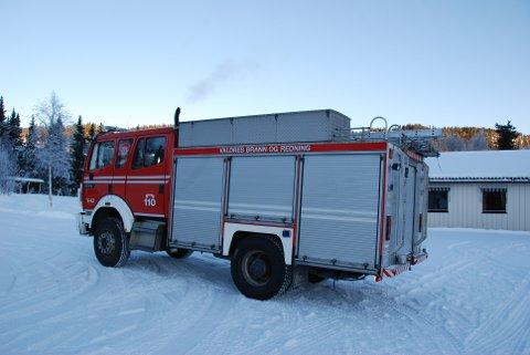 Avklara: Oppdraget på Valdres Høyfjellshotell er over, tid for å vende heim.