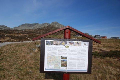 Langsua Nasjonalpark kan få mer besøk, om strategien fungerer.