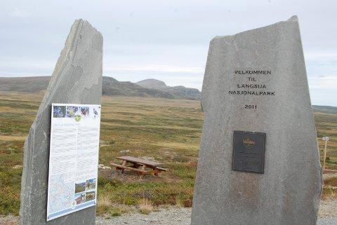 Turmål: - Det er viktig å ivareta og fortsatt legge til rette for turmål i nasjonalparken. Dette er gode folkehelsetiltak i kommunen, sier Tone Irene Meisdalen (Sp).