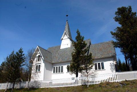 Heensåsen kyrkje
