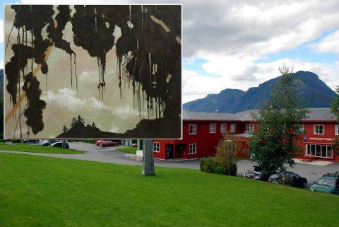 Vang folkebibliotek: Kunstutvalet i Vang ynskjer velkomen til opning av haustutstilling laurdag 17. oktober kl. 13.00. Astrid Nondal stiller ut måleri og nokre skulpturar.