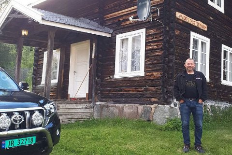 Finn Holm Olsen i Valdres takst & eiendom.