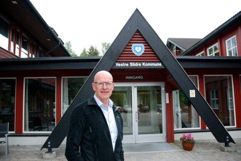 IKKE RAMMET: Kommunedirektør i Vestre Slidre, Martin Sæbu, opplyser onsdag at ingen er smittet av koronaviruset i Vestre Slidre.
