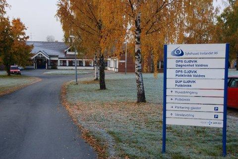 SØKER OVERLEGE: Sykehuset Innlandet søker etter en overlege i psykiatri som skal jobbe i Valdres.