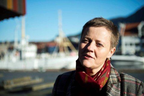 Torgsjef Margit Fagertveit-Aakre.