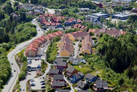 Nesten åtte av ti rekkehus gikk over takst i april. Det er flest rekkehus som selges for over prisantydning og takst i Bergen.