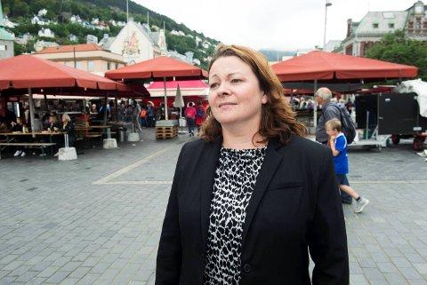 Toril Holt ble ansatt som ny torgsjef i juni i fjor. Nå har hun fått ny jobb.