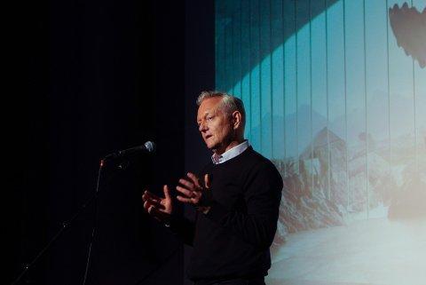 LEDER REISELIVSFIRMA: Børre Berglund leder reiselivsfirmaet 2496 Reiseutvikling AS i Son.
