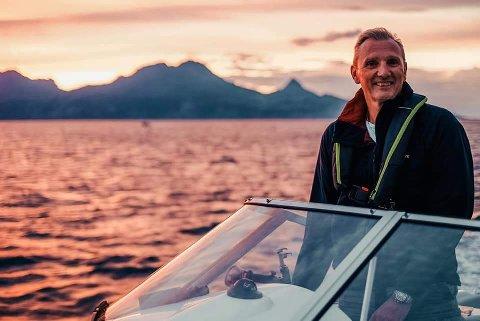 HÅPER PÅ LØSNING: - Det er mange hyggelige mennesker i Son, så vi får tro det løser seg, sier båteieren, som ser frem til sommerens tur.