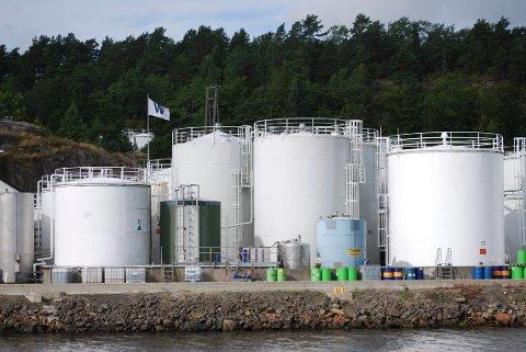 STYRKES: Nøtterøy-bedriften Wilhelmsen Chemicals styrker sin rengjøringsportefølje med flere nye produkter.