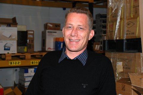 TAPTE ALT: Sven Aage Lysebo tapte nesten alt da NetShop gikk konkurs i 2013. Året etter gikk også Marin Alpin konkurs, og nå sitter han på tiltalebenken i Vestfold tingrett tiltalt for bedrageri og økonomisk utroskap.