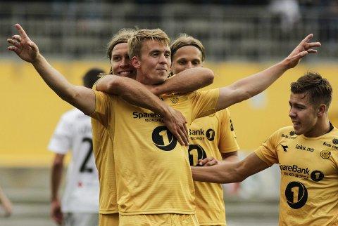 Kristian Fardal Opseth og Martin Bjørnbak er blant de nominerte til årets spiller i 1. divisjon.Foto: Mats Torbergsen / NTB scanpix