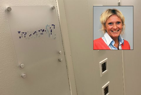 Avdelingsdirektør Anne Myhr i Statens Helsetilsyn ser alvorlig på at tannlegen ønsket å tilby gratis tanntrekking. Da AN var utenfor klinikken onsdag formiddag, var dørene stengt.