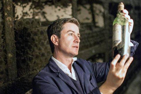 Victor Urrutia er sjef hos det tradisjonsrike vinhuset CVNE i Rioja, Deres serie med Cune-viner inkluderer alt fra rimelige og unge viner til de mer fornemme som har fått flere år med lagring.