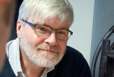 Leif Sande, forbundsleder i Industri Energi