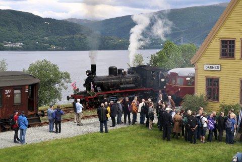 Utspillet fra store mektige Bane NOR i Oslo vekker både undring og ikke minst bekymring blant alle jernbaneentusiastene. Kutt i tilskudd kan bety slutten på kjøringen mellom Garnes og Midttun. Foto: IVAR GUBBERUD