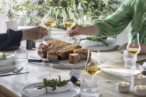 Det norske potetbrennevinet er populært sammen med tradisjonell julemat. Det kommer stadig nye utgaver på Vinmonopolet.