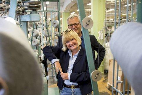 – Helt ekstraordinært, melder styreleder Janne Vangen Solheim og administrerende direktør Arne Fonneland i Janusfabrikken.