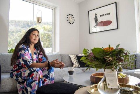 Camilla Ahamath (40) utsatte celleprøven i flere år. – Det er de som er på min alder og over som utsetter prøven nå på grunn av pandemien, sier hun.