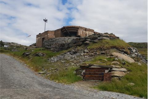 Fjøløy Fort: Arbeidet med å lage en ny plan for videre utvikling av Fjøløy friluftsområde er godt i gang.