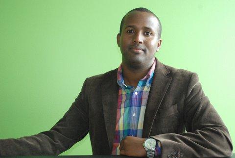 UTDANNING: Asad Quasim mener det må settes større fokus på hvor viktig utdanning er for integrering