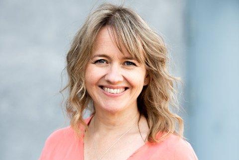 Gunhild Berge Stang er ny dagleg leiar i Sunnfjord Utvikling.