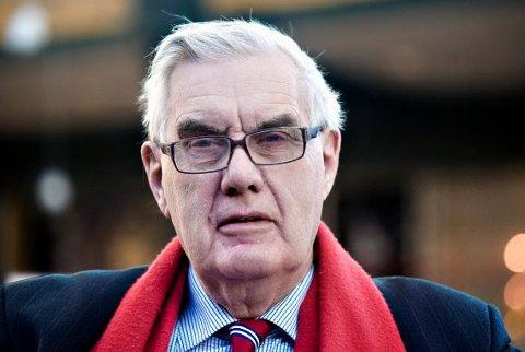 Tidligere direktør i Datatilsynet, Georg Apenes, er død, 76 år gammel.