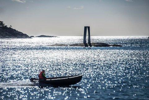Det er muligens i tidligste laget med båttur for de fleste, men til helgen blir det i hvert fall vår i luften.