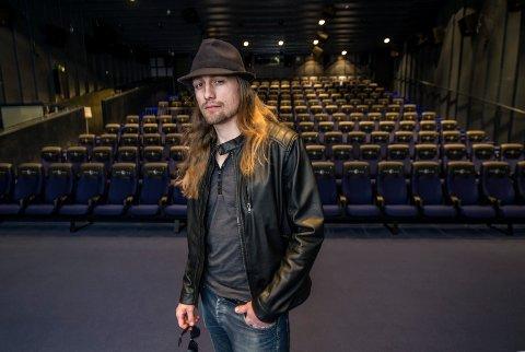 RULL FILM: Mandag klokken 18.00 vises «Winter Classic - the movie» på Fredrikstad Kino. Det er Henrik Oliver Johansen som står bak den 70 minutters lange filmen. Foto: Geir A. Carlsson