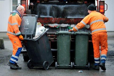 Fredrikstad og Sarpsborg kommuner er et skritt nærmere felles innsamling av avfall.