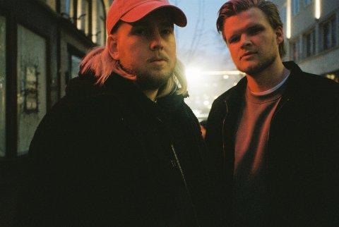 Fredrikstad-duoen Håvard Lyngstad og Mikkel G. Guttormsen slipper EP i mai.
