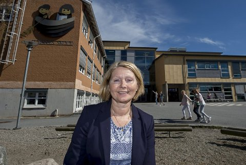 Anne Grete Lindahl har tatt farvel med Torsnes skole for å jobbe mer med pedagogikk på Høgskolen i Østfold.