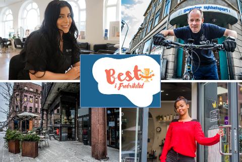 FB er i gang med servicekonkurransen Best i Fredrikstad. I første runde skulle leserne nominere den de syntes fortjente prisen.