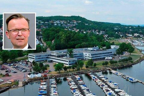 PERMITTERER I HORTEN: Kongsberg Gruppen permitterer 55 ansatte i Horten, opplyser kommunikasjonsdirektør Ronny Lie. Bedriften lover å følge opp alle berørte på best mulig måte.