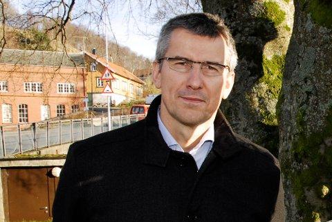 Økonomisjef Bjarte Madland vil bruke fire millioner kroner fra kommunens reservefond.