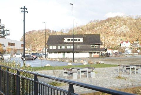 Det er satt av én million kroner i 2021 til riving av det gamle klubbhuset til Ålgård fotballklubb.