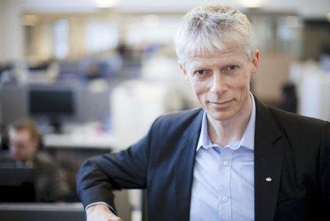 SJEKK: – Forhåndsutfylt er ikke det samme som ferdigutfylt. Sjekk at opplysningene i selvangivelsen er korrekte og fullstendige, sier skattedirektør Hans Christian Holte.
